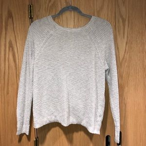NWOT Aerie knot back sweater